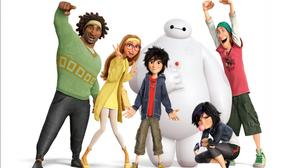 Meet the Members of Big Hero 6