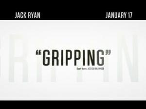 Jack Ryan: Shadow Recruit: Back Rev (Tv Spot)