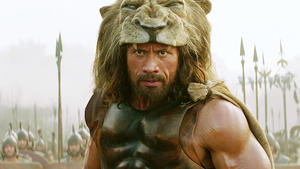 Exclusive: Hercules - Armed For Battle