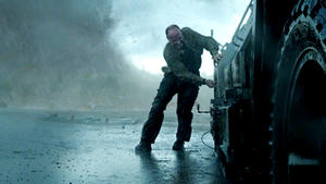Into the Storm: Pop-Up Trailer