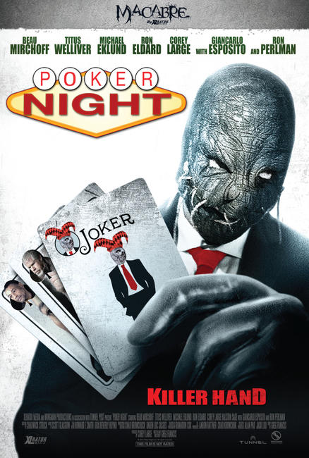 Poker house cast crew