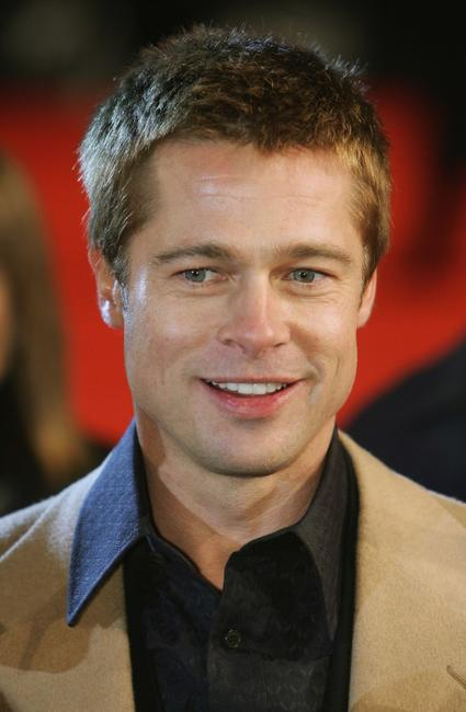 Brad Pitt at the photocall of