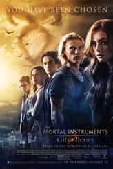 The Mortal Instruments: City of Bones showtimes and tickets