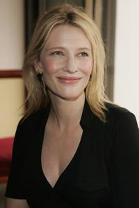 Cate Blanchett at the 2007 Sydney Theatre Awards.