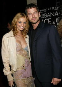 Gerard Butler at the Dolce & Gabbana Party during the 57th Annual International Cannes Film Festival in Cannes, France.