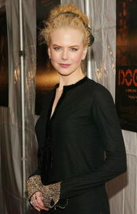 Nicole Kidman at the New York premiere of
