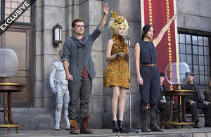 Comic-Con Countdown: JGL Marvel Rumor, Incredible Hulk, 'X-Men' Plot Revealed, New 'Catching Fire' Pic and More