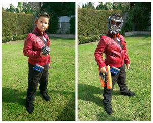 Geek Out with This 'Guardians' Halloween Costume