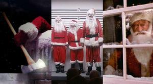 Six Scariest Santa Scenes