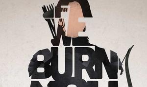 Exclusive: Katniss Quote Poster