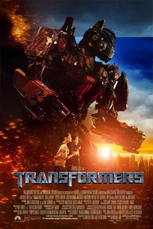 """Poster art for """"Transformers."""""""
