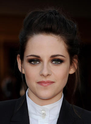"Kristen Stewart at the California premiere of ""Snow White and the Huntsman."""