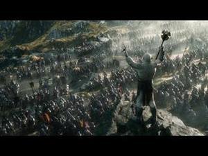 The Hobbit: Battle Of Five Armies: Leaving Middle Earth (Imax Featurette)