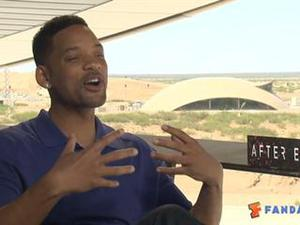 Exclusive: After Earth - The Fandango Interview