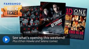 Weekend Ticket with Ethan Hawke and Selena Gomez