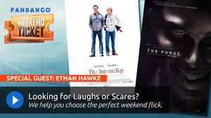 Weekend Ticket with Ethan Hawke