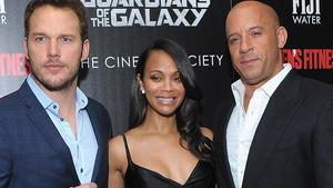 Exclusive: Guardians of the Galaxy - The Fandango Interview