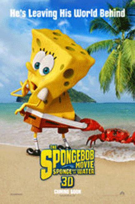 The SpongeBob Movie: Sponge Out of Water 3D (2015) Movie