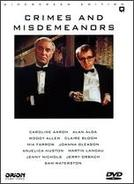 Crimes and Misdemeanors showtimes and tickets