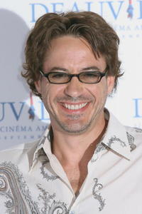 Robert Downey, Jr. at the photocall for