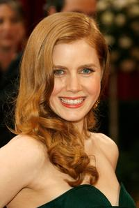 Amy Adams at the 80th Annual Academy Awards.