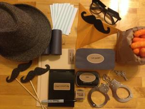 Go Undercover with a 'Penguins'-Inspired DIY Spy Kit