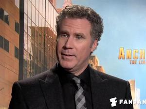Exclusive: Anchorman 2 - The Fandango Interview