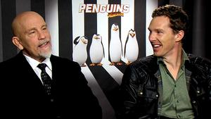 Exclusive: The Penguins of Madagascar - The Fandango Interview