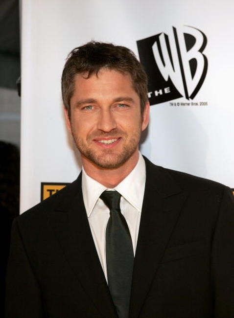 Gerard Butler at the 10th Annual Critics' Choice Awards in Los Angeles.