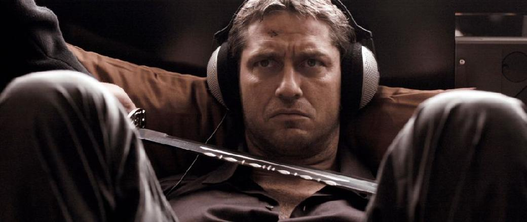 Gerard Butler as One Two in