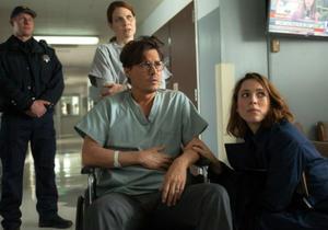 News Bites: Johnny Depp's 'Transcendence' Photo; 'Captain America 3' Release Date; 'Get on Up' Trailer
