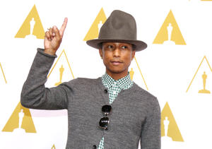 Spotlight On: Pharrell Williams