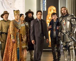 See all the movie photos from 'Night at the Museum: Secret of the Tomb'