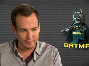 The Lego Movie: Will Arnett On The Lego Batman