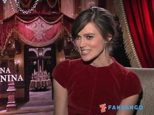 Exclusive: Anna Karenina - The Fandango Interview