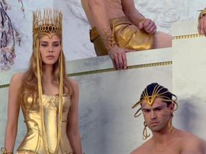 Exclusive: Immortals - Putting It All Together DVD clip