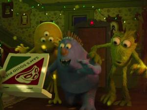 Exclusive: Monsters University - Party Central