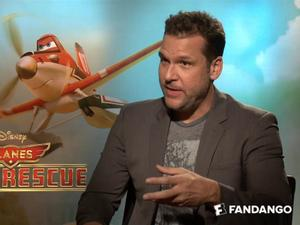 Exclusive: Planes: Fire and Rescue - The Fandango Interview