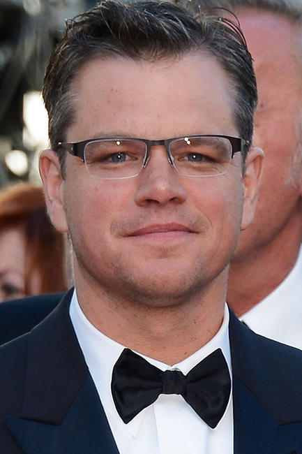 Matt Damon at the