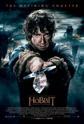Hobbit 3 on Blu-ray