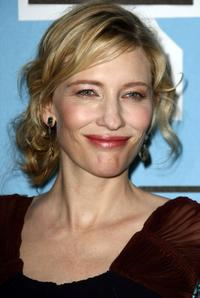 Cate Blanchett at the 2008 Film Independent's Spirit Awards.