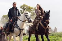 Russell Crowe and Cate Blanchett in