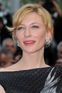 Cate Blanchett at the France premiere of