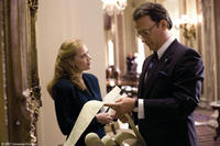 Amy Adams and Tom Hanks in