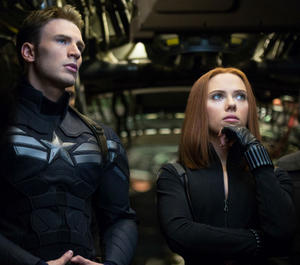 News Briefs: Scarlett Johansson Confirmed for 'Captain America: Civil War'