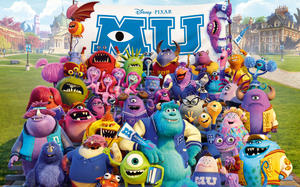 Here's What's Coming Next from the Monsters of 'Monsters University'