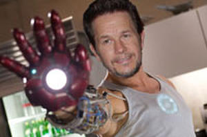 Mark Wahlberg Wants to Be the Next Iron Man, Almost Played Robin in '90s Batman Movie