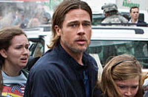 Paramount Will Feed Our Zombie Cravings with a 'World War Z' Sequel
