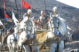 12 Movie Chariots You'd Want to Ride In