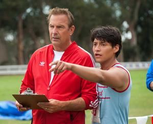 """McFarland, USA"" was such an average, interchangeable sports film that Andy Vasoyan forgot what average sports film he was reviewing. (Disney)"